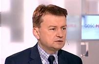 Mariusz B�aszczak: ta w�adza cofa si� tylko przed protestem spo�ecznym