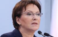 Ewa Kopacz do weteran�w: s�u�ycie Polsce i �wiatu