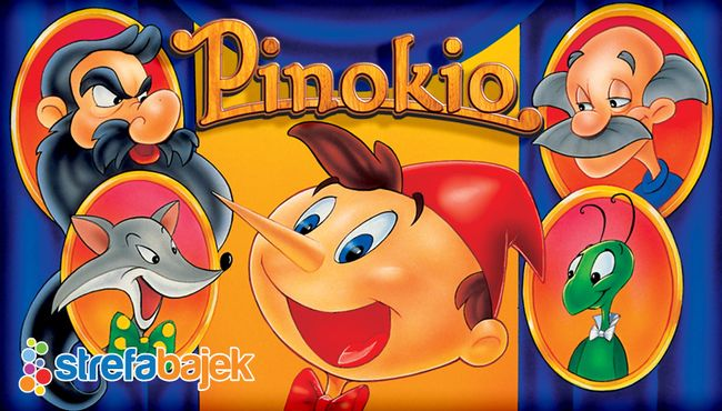 """Pinokio"" na DVD"