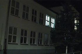 7-letnia dziewczynka wypad�a z okna w szkole