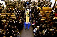 Pogrzeb ma��e�stwa z Rakowisk
