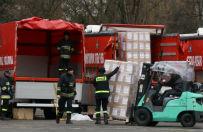 Polski konw�j z polsk� pomoc� humanitarn� dotar� do Charkowa