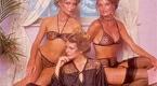 Archiwalne zdjęcia reklamowe Victoria's Secret