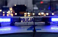 Brutalny napad na w�a�ciciela kantoru w Raszynie. Trwa policyjna ob�awa