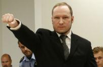 S�u�ba wi�zienna alarmuje: Breivik buduje zza krat siatk� terrorystyczn�