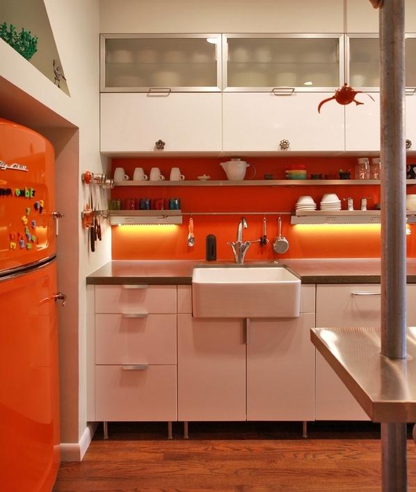 Aranżacje kuchni jaki kolor ścian wybrać?  Strona 6  Dom  WP PL -> Kuchnia Kolor Scian