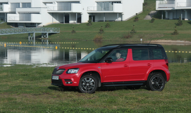 skoda yeti monte carlo czeski wykrzyknik strona 3 moto wp pl. Black Bedroom Furniture Sets. Home Design Ideas