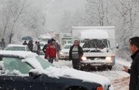 Atak zimy na Bliskim Wschodzie. Problemy na drogach i lotniskach
