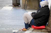 Nocne liczenie bezdomnych w Gda�sku