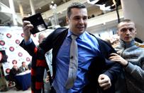 Dziennikarz wyrzucony z konferencji WOŚP