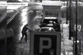 Powstrzymali pijanego kierowcę - wszystko się nagrało