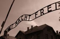 300 by�ych wi�ni�w Auschwitz na rocznicy wyzwolenia obozu