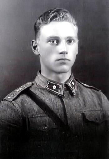 Lauri Törni w 1940 r.