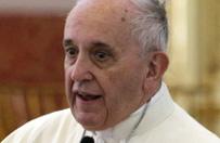 Papie� skraca wizyt� w Tacloban przez burz� t