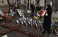 Szef polskiego rz�du na Ukrainie