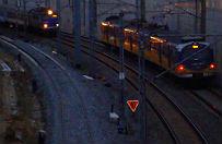 Op�nienia na kolei z powodu awarii na skutek silnego mrozu