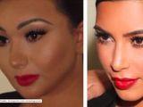 Wiktoria Grycan jak Kim Kardashian?