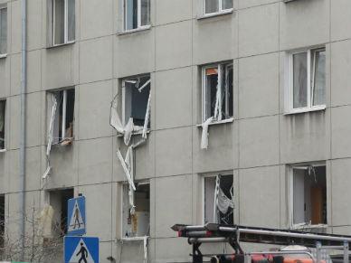 Wybuch w centrum Warszawy. 5 os�b rannych