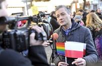 Robert Biedro�: Janusz Palikot zawsze by� zazdro�nikiem