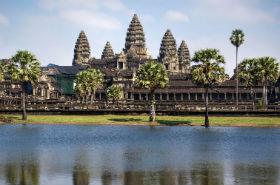 Turyści zatrzymani za nagie zdjęcia w świątyni Angkor