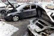 Seria podpaleń samochodów w Rudzie Śląskiej