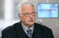 Witold Waszczykowski: Rosjanie musz� ponie�� konsekwencje polityki Putina