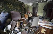 Koszmary wojny domowej na Ukrainie. 3,5 miliona Ukrai�c�w w potrzasku
