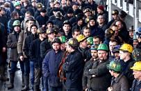Strajk zwi�zkowc�w z Jastrz�bskiej Sp�ki W�glowej