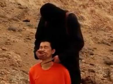 Pa�stwo Islamskie informuje o egzekucji japo�skiego zak�adnika