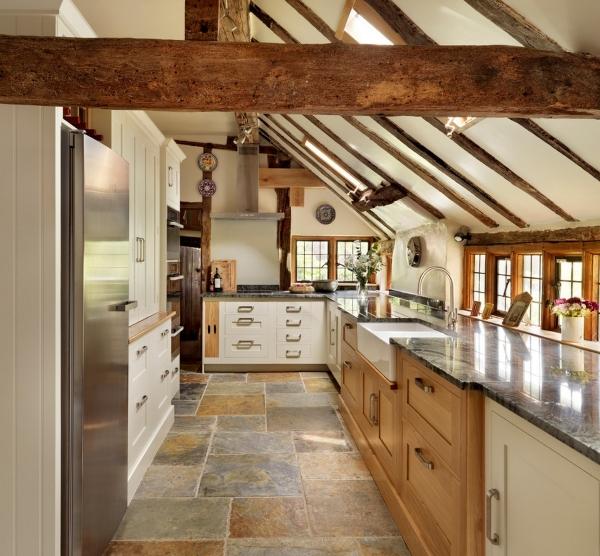 Aranżacje kuchni w stylu rustykalnym  Dom  WP PL # Kuchnia W Stylu Rustykalnym Inspiracje
