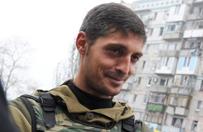 """Kto wykańcza przywódców prorosyjskiej rebelii w Donbasie? Michaił """"Giwi"""" Tołstych to kolejna ofiara czarnej serii"""