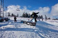 Zima w Ma�opolsce. Zobacz, gdzie mo�na jecha� na narty i snowboard
