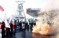RPO bada u�ycie broni g�adkolufowej podczas protest�w g�rnik�w