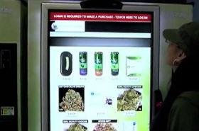 Automaty z marihuaną w USA