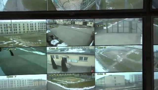 Dni otwarte w więzieniu w Garbalinie