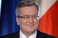 Prezydentura Bronis�awa Komorowskiego: 23 projekty ustaw, 4 weta, 28 posiedze� RBN