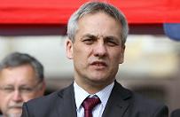 Jerzy Szmit straci mandat poselski? Policja chce go ukara� za blokowanie drogi
