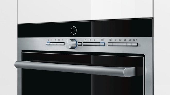 Piekarnik i mikrofala w jednym? Siemens HB86P575  Sprzęt   -> Kuchnia Wolnostojąca Siemens