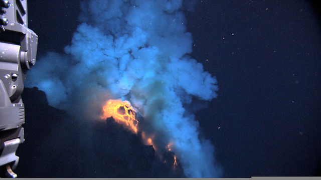 Podwodne wulkany decydują o klimacie Ziemi
