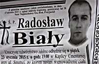 Tajemnicza �mier� policjanta w Tomaszowie Mazowieckim. Zosta� zamordowany?