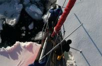 """""""Selma Expeditions"""" - pierwszy jacht z polską załogą dopłynął na żaglach do końca Zatoki Wielorybów"""