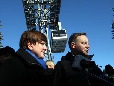 Tylko w WP. Kulisy lotów premier i prezydenta na weekend do Krakowa