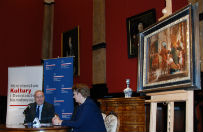 Zaginiony obraz wybitnego flamandzkiego malarza wr�ci� do Wroc�awia