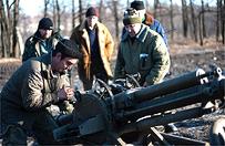 Mimo porozumie� z Mi�ska w Donbasie trwaj� ci�kie walki