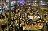 Nie chc� Putina w Budapeszcie. T�umy W�gr�w wysz�y na ulice