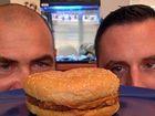 Jak wygl�da 20-letni cheeseburger?