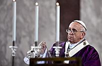 Papie� Franciszek apeluje o przestrzeganie rozejmu i porozumie� na Ukrainie