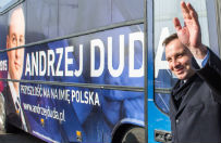 Andrzej Duda zapowiada aktywn� prezydentur�