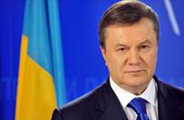 Janukowycz dla BBC: nie uchylam si� od odpowiedzialno�ci za Majdan