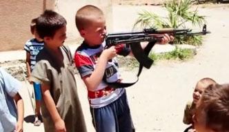 ISIS wykorzystuje dzieci